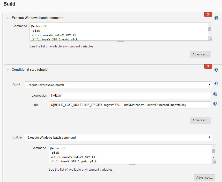 Rerunning A Failed Automated Test Automatically With Jenkins